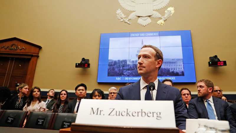Silicon Valley Has Taken Congress' Grilling of Facebook CEO Mark Zuckerberg Personally