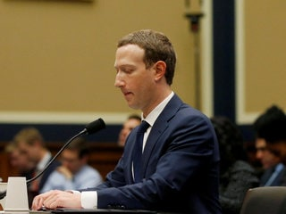 No, Mark Zuckerberg, We're Not Really in Control of Our Data