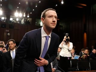 Mark Zuckerberg Wore a Suit to Washington. There's No Going Back to Hoodies.
