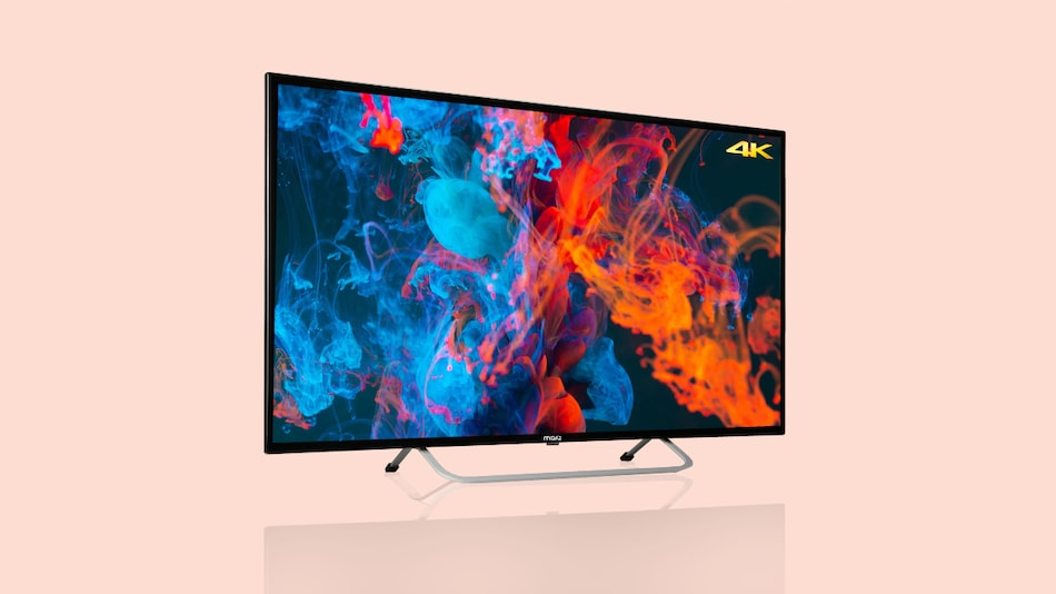 MarQ By Flipkart Launches New Smart TVs, Smart Home Speaker in India