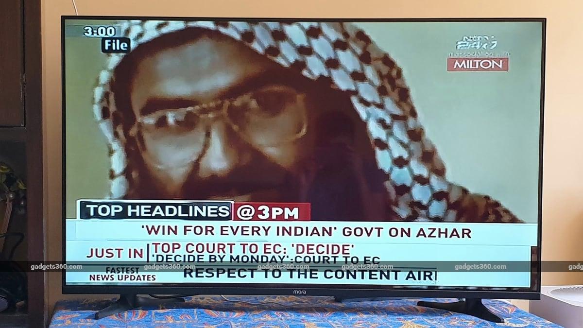 marq flipkart 43safhd tv review ndtv news MarQ by Flipkart