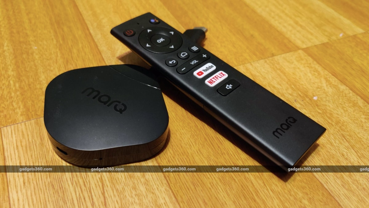 MarQ by Flipkart Turbostream Media Streaming Device Review