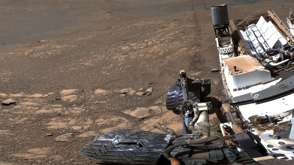 NASA's Curiosity Rover Captures Its Highest-Resolution Panorama of Mars