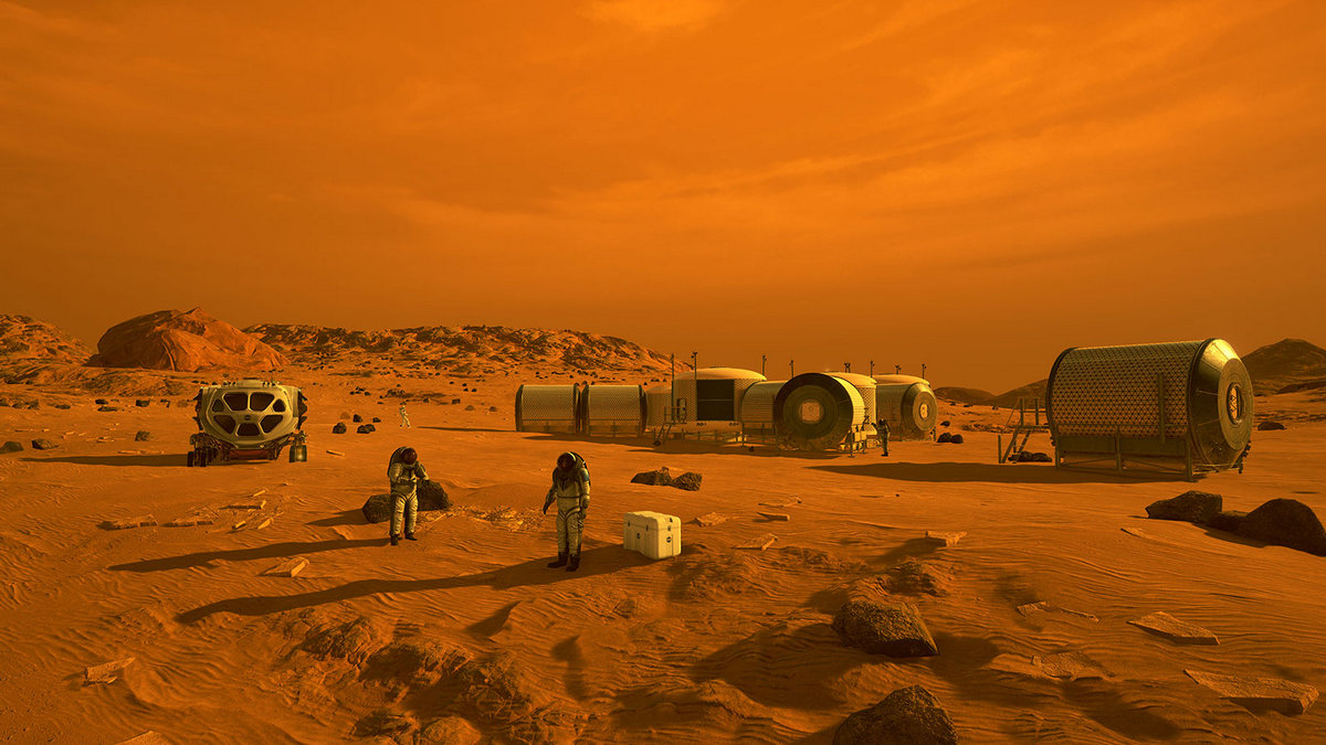 NASA's Mars 2020 Rover Undergoes 'Eye' Test
