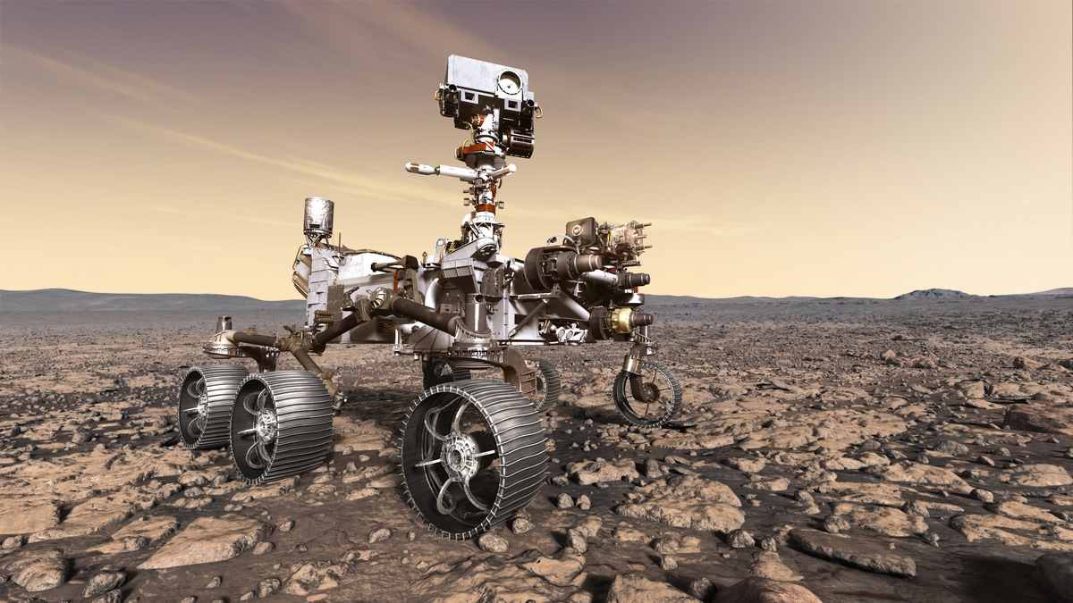 Mars 2020 Rover Will Visit the Perfect Spot to Find Signs of Life, New Studies Show