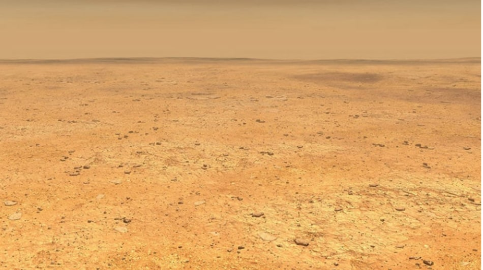 Mars Lander Confirms Quakes, Aftershocks on Red Planet
