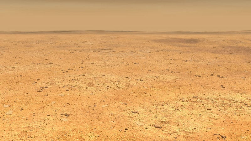 Mars Still Has Active Deep Groundwater, Scientists Claim