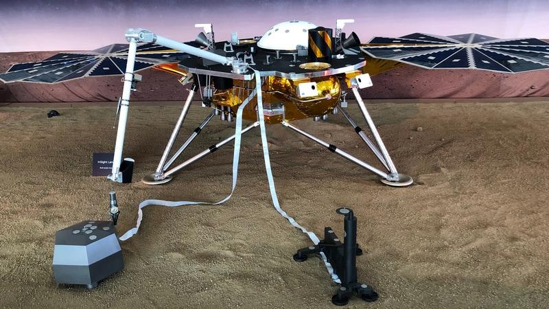 NASA's InSight Mars Landing: a Nail-Biting '6.5 Minutes of Terror'