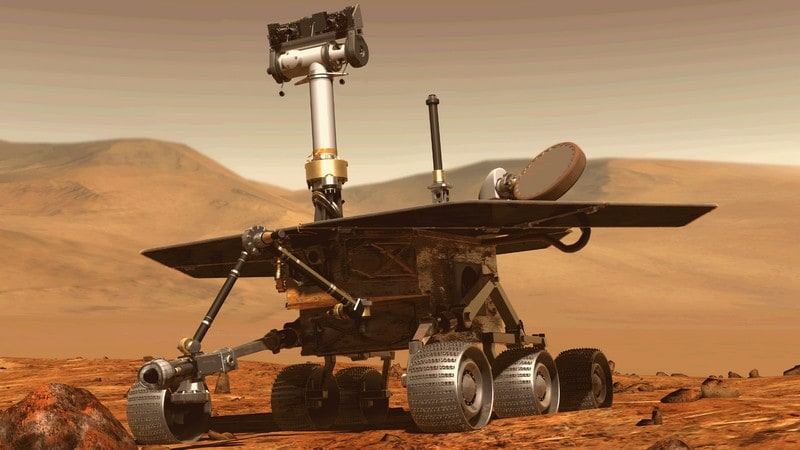 NASA's Opportunity Rover May Have 'Died' on Mars in Dust Storm