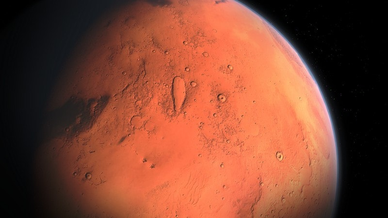 Discovery of water on Mars 'could change the whole game'