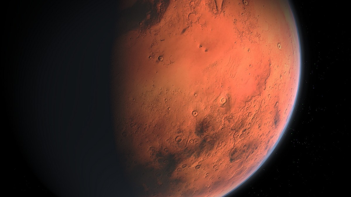 Humanity on Mars? Technically Possible, but No Voyage on Horizon