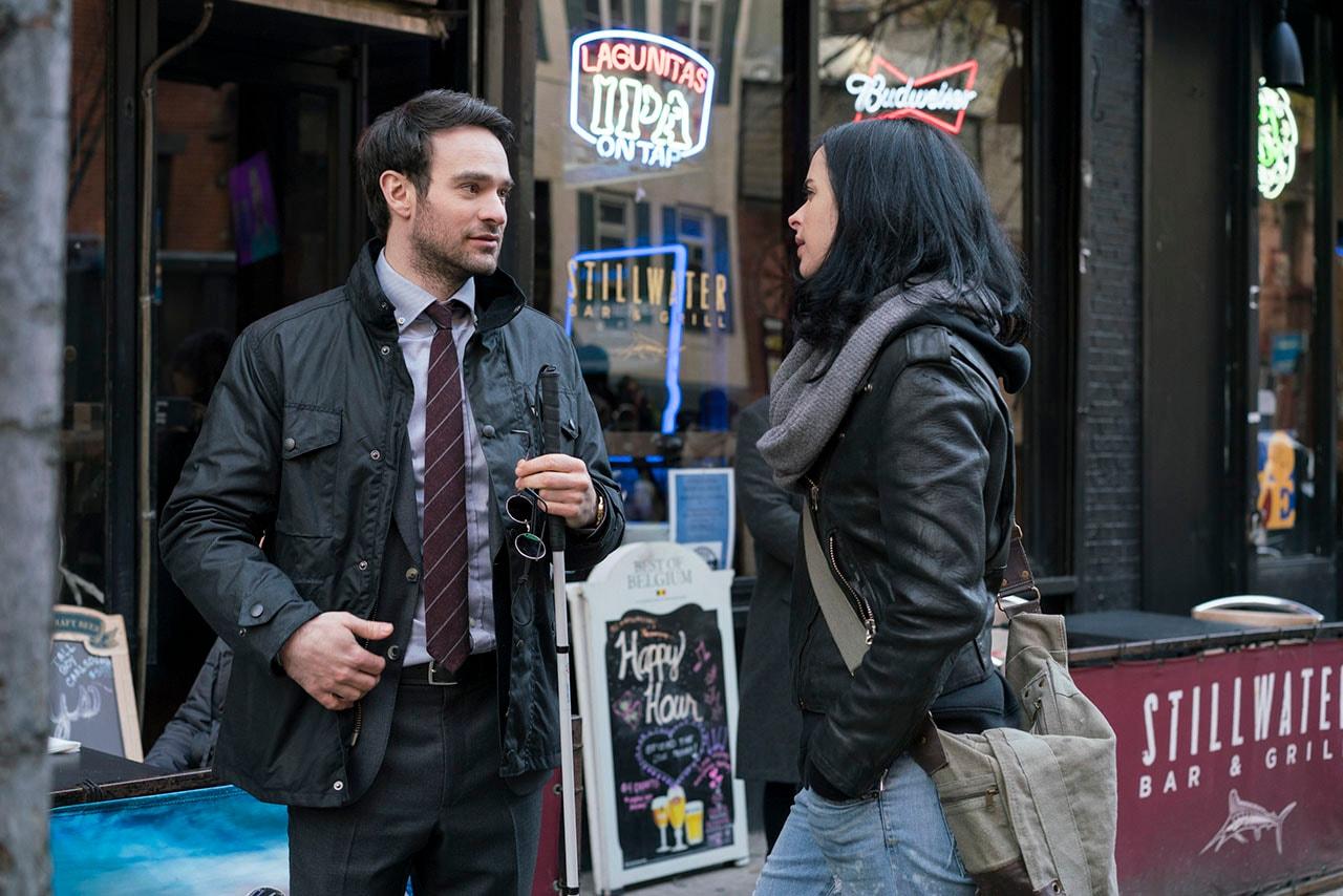marvel defenders daredevil jessica jones Defenders Marvel Daredevil Jessica Jones