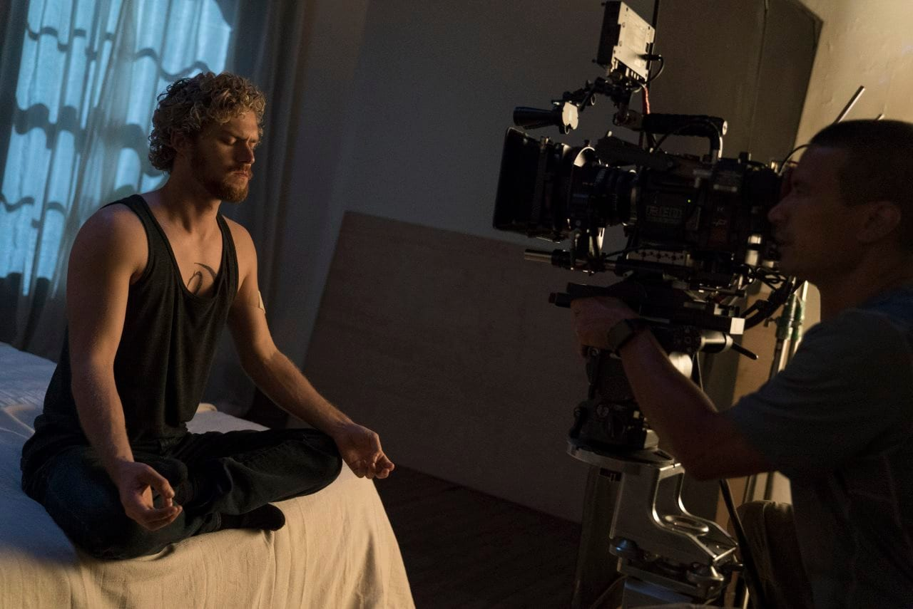 Marvel's Iron Fist: Behind the Scenes Look at the Action, Costumes, and the Sets
