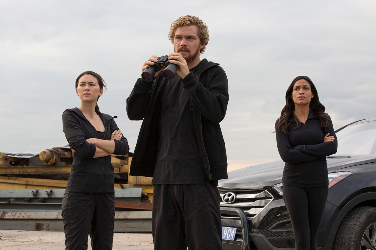 'Danny Rand Is No White Saviour,' Says Marvel's Iron Fist Showrunner