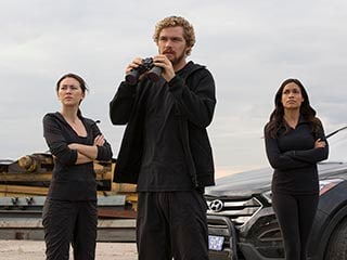 Marvel's Iron Fist: Finn Jones and Jessica Henwick on Characters, Casting, and More