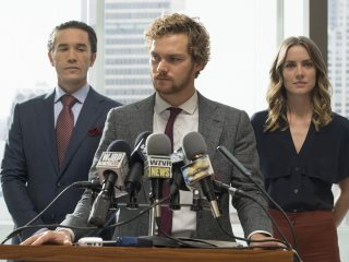 Watch the First Trailer for Marvel's Iron Fist on Netflix