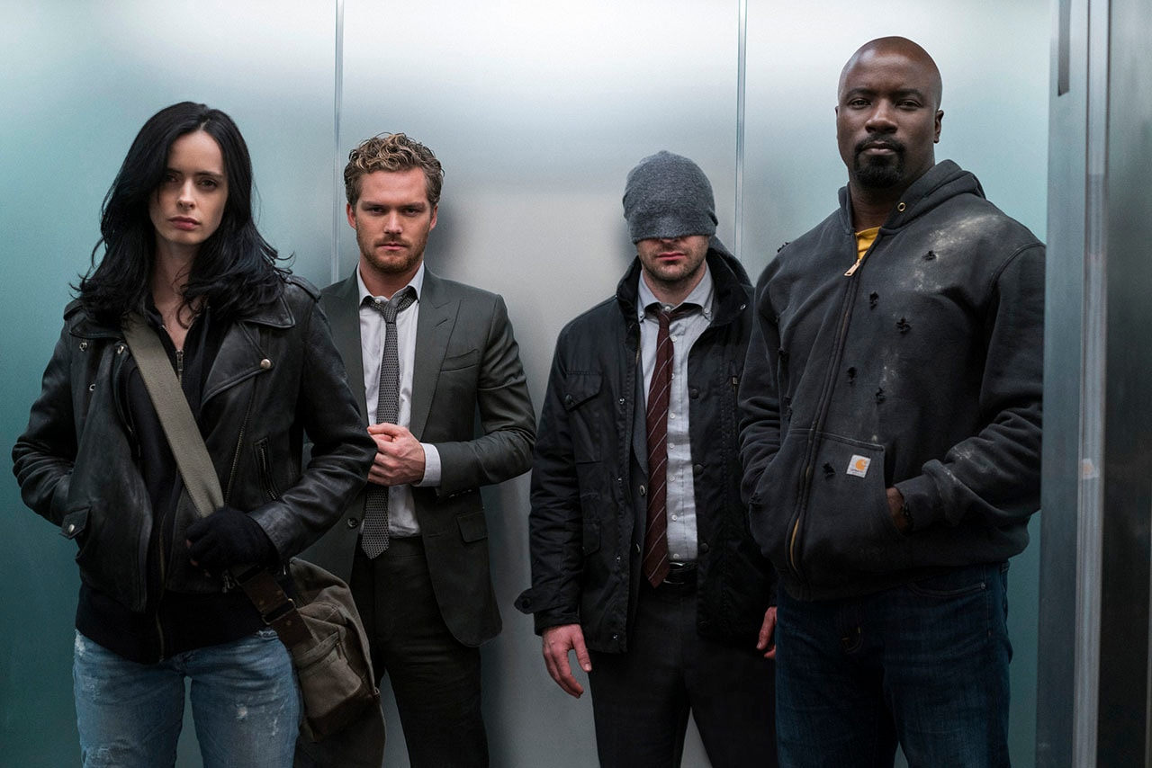 The Defenders on Netflix Doesn't Pack Enough of a Punch