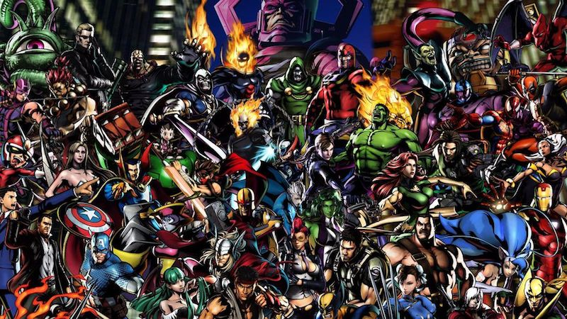 Marvel vs. Capcom 4 to Be Revealed at PlayStation Experience: Report