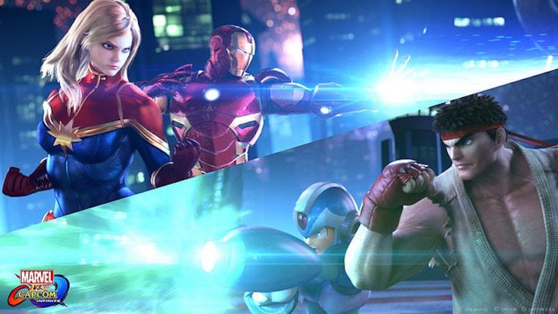 Marvel vs. Capcom Infinite Announced at PlayStation Experience 2016