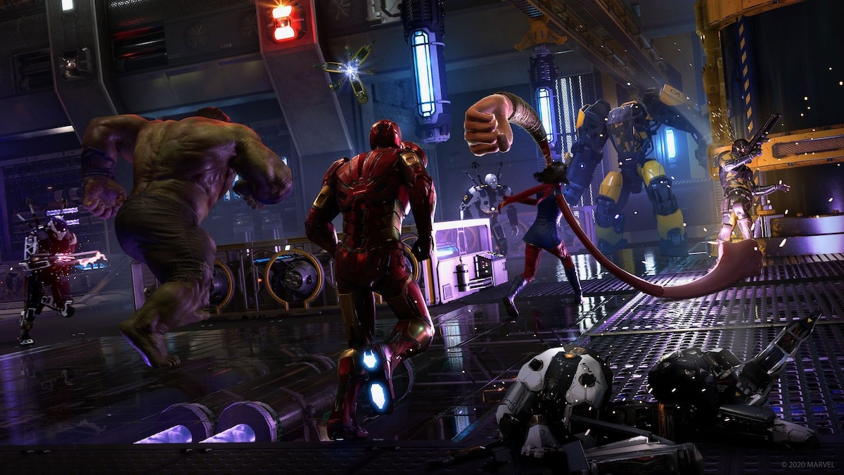 Marvel's Avengers Beta to Offer Over 20 Missions, Hawkeye DLC Post ...