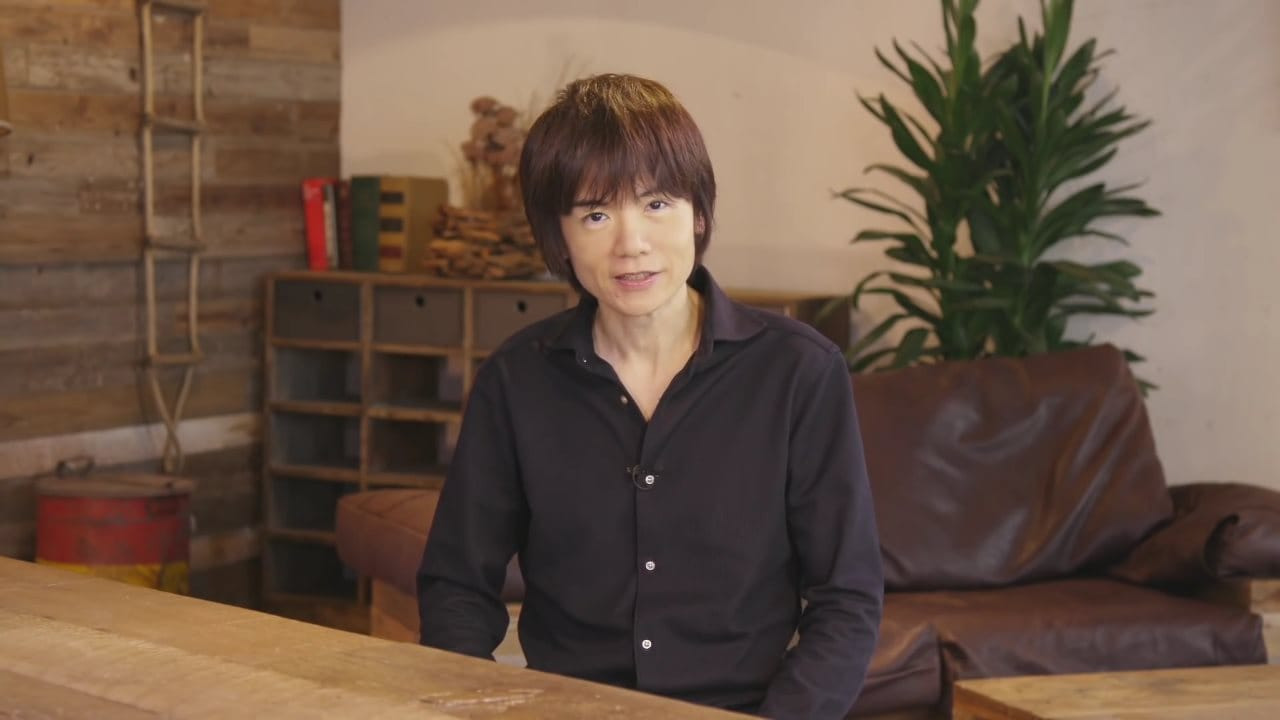 Smash Bros. Creator Masahiro Sakurai on Developing for Everyone, Love of Gaming