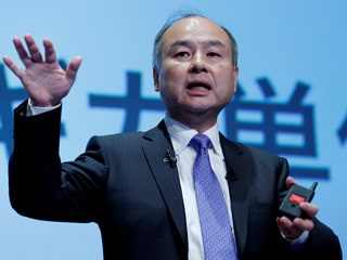SoftBank Is Not 'SoftPunku' Says CEO in Defence of Strategy