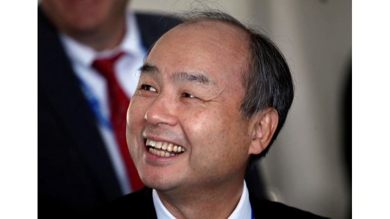 SoftBank's Masayoshi Son Says Japan Is 'Stupid' for Not Allowing Ride-Sharing