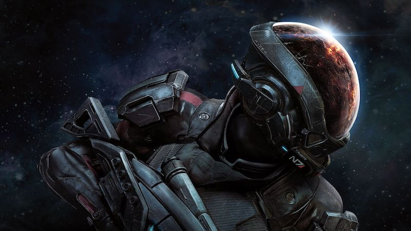 Mass Effect: Andromeda First Impressions