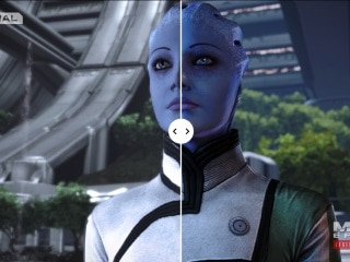 Mass Effect: Legendary Edition Comparison Trailer Shows How It Improves on Original Mass Effect Trilogy