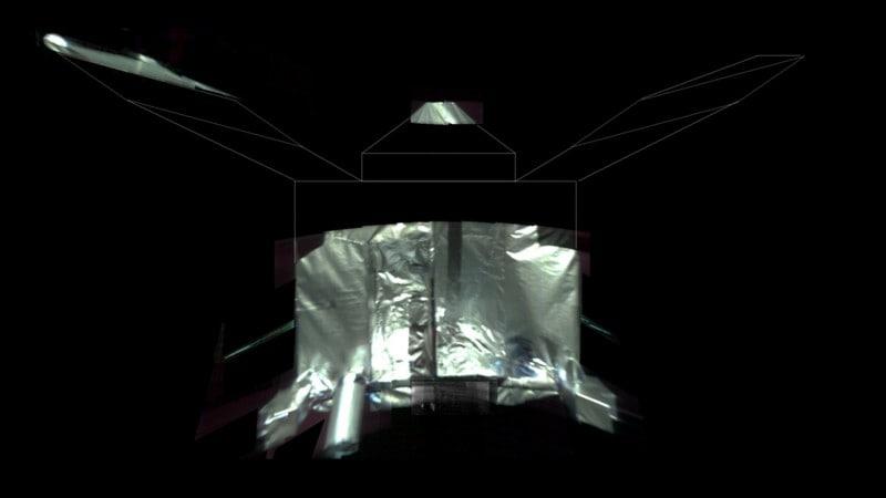 NASA's MAVEN Spacecraft Marks 4 Years in Mars Orbit With a Selfie