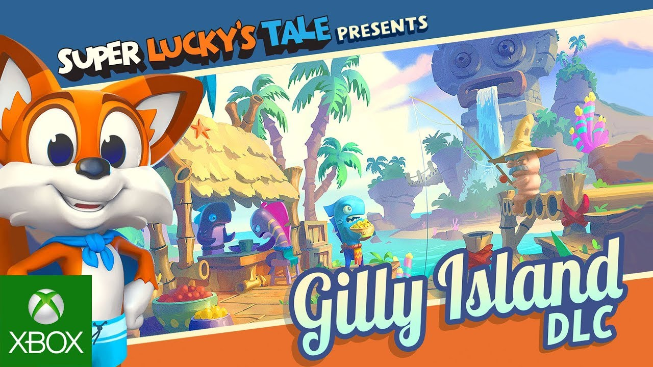 Super Lucky's Tale: Gilly Island Review