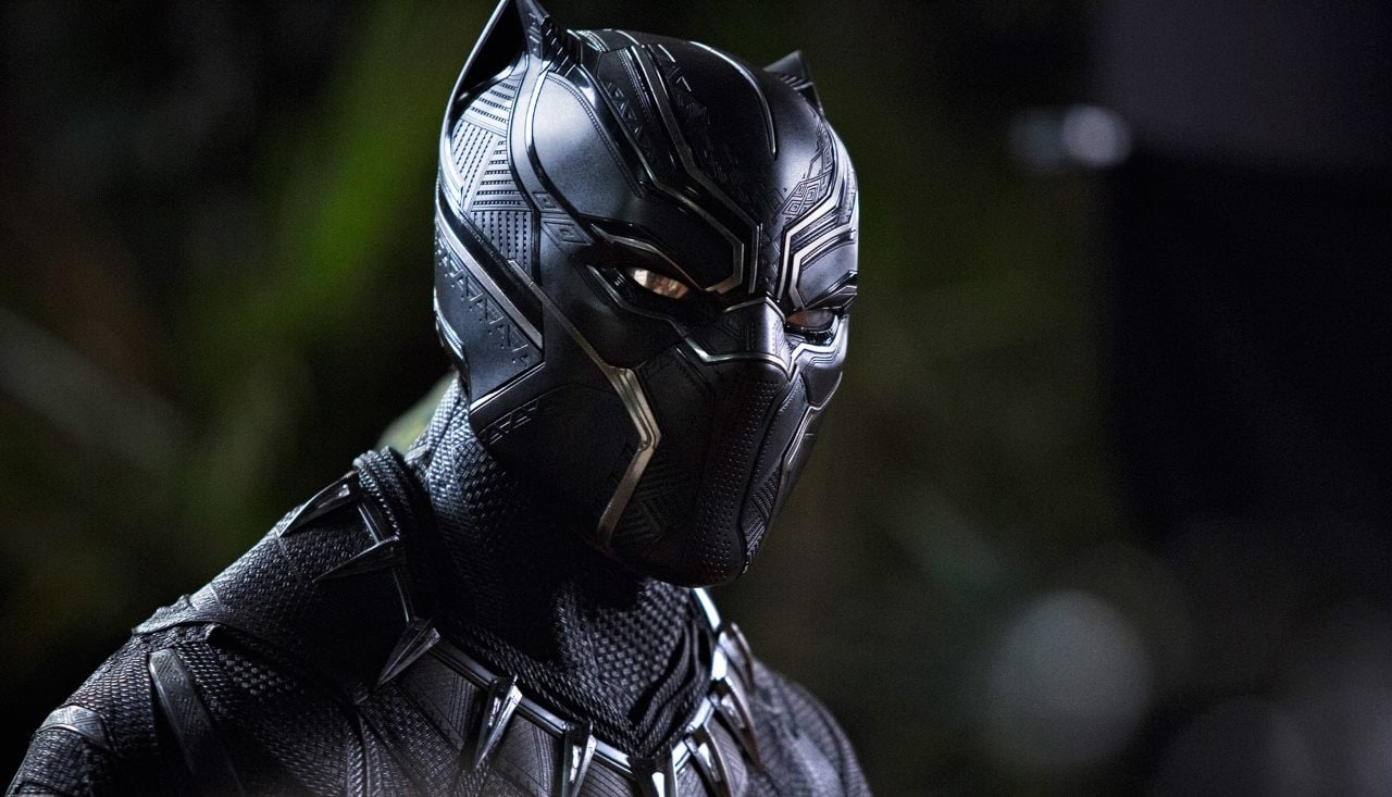 mcu black panther Black Panther