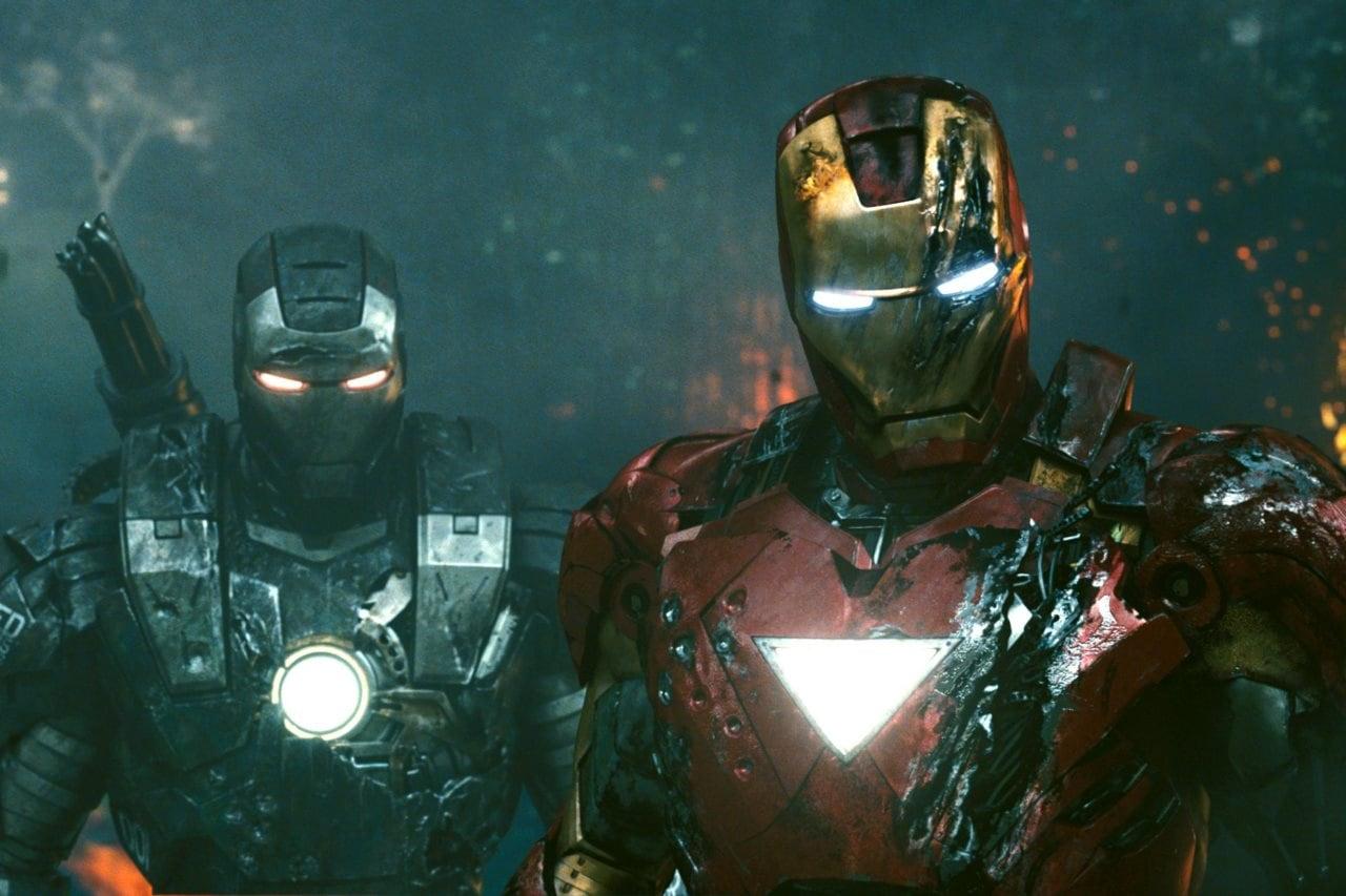mcu iron man 2 Iron Man 2