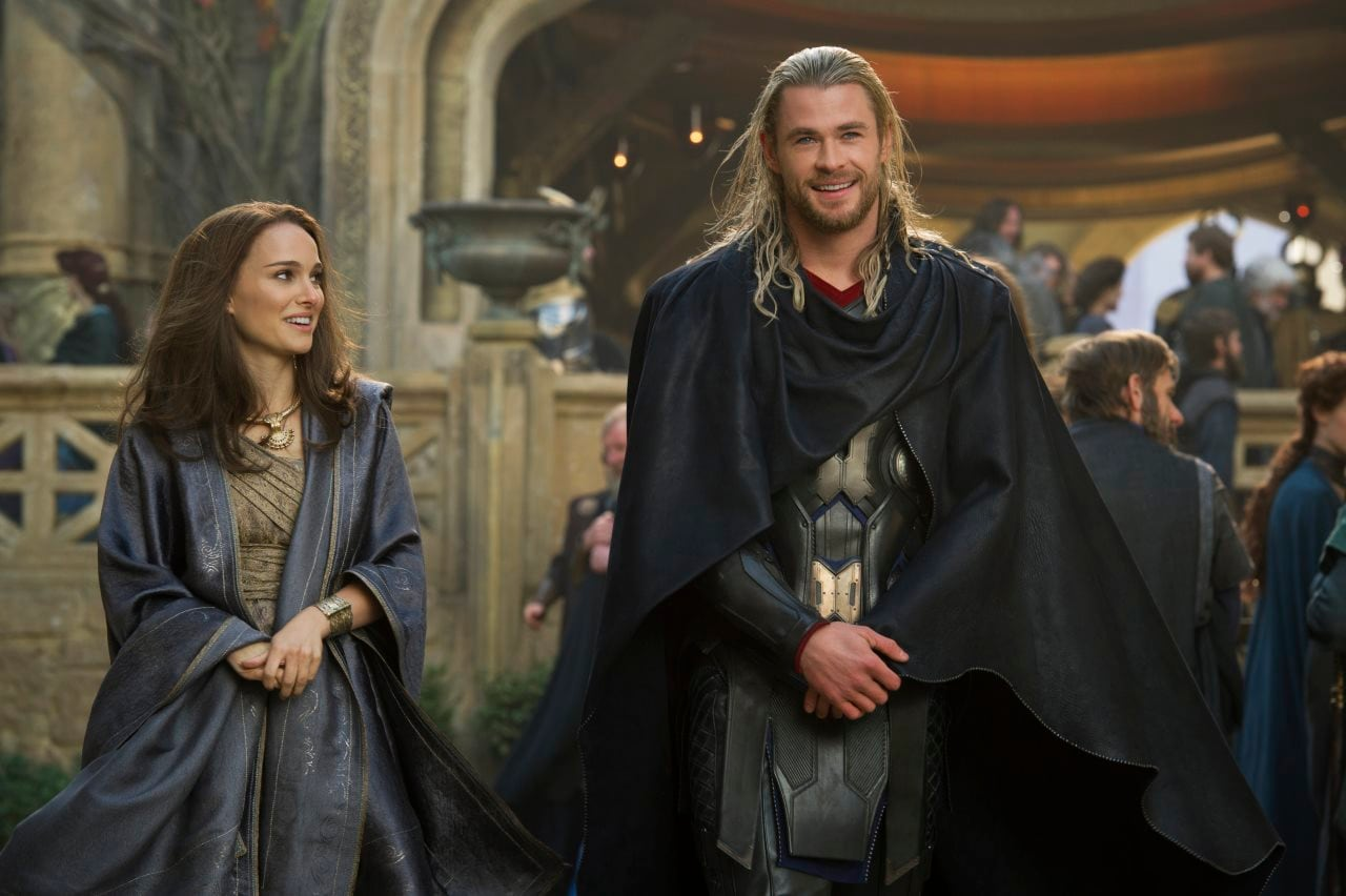 mcu thor the dark world Thor The Dark World