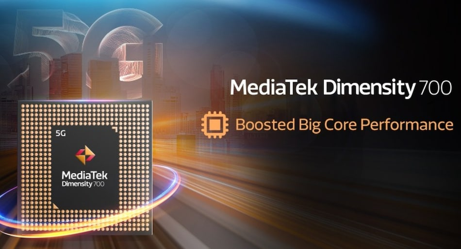 MediaTek Dimensity 700 5G SoC Launched, Realme Phone to Be the First to Feature the Chipset