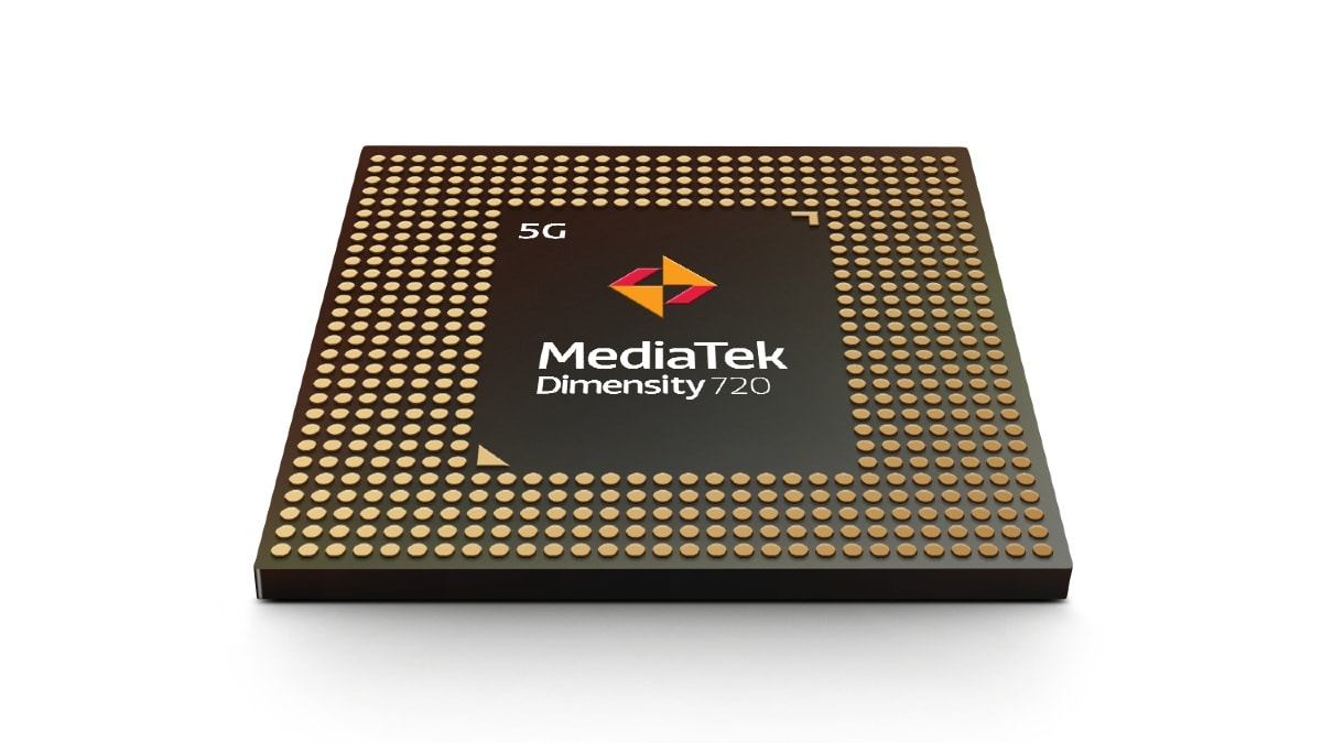MediaTek Dimensity 720 5G SoC Debuts for Mid-Range Smartphones