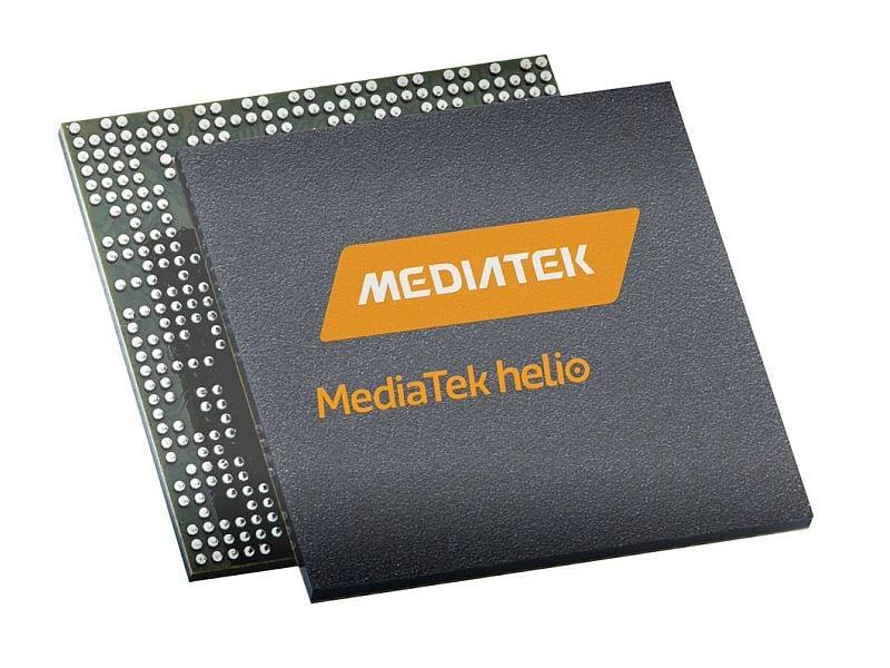 MediaTek announces chipset for dual-camera smartphones