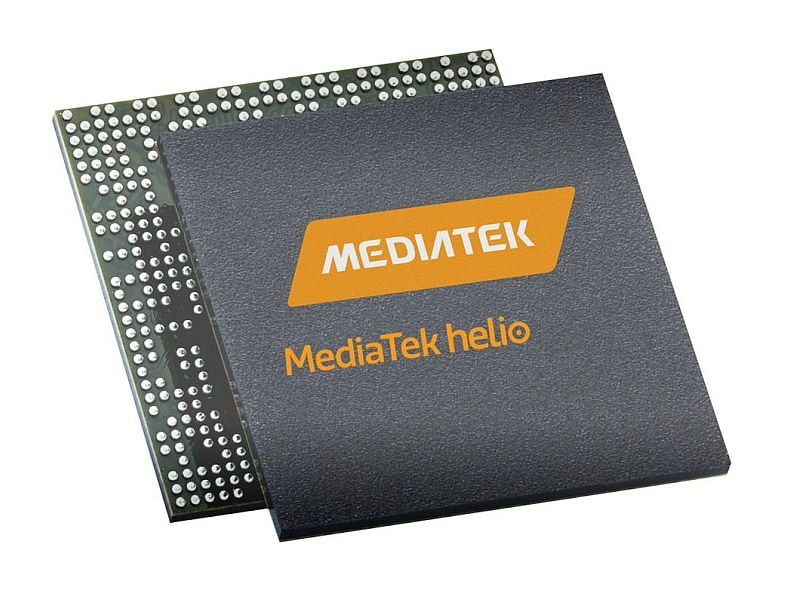 MediaTek Helio P25 Octa-Core SoC Launched for Dual-Camera Smartphones