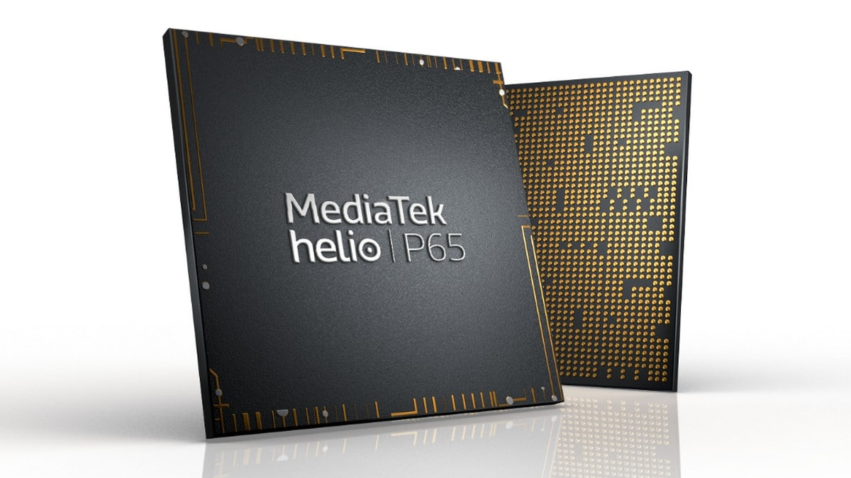 MediaTek Unveils Helio P65 SoC With Support for 48-Megapixel Camera