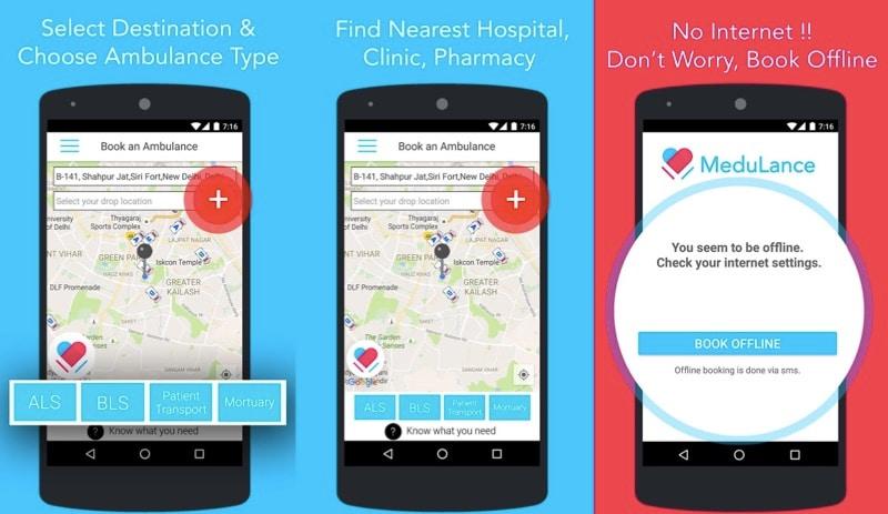medulance app medulance