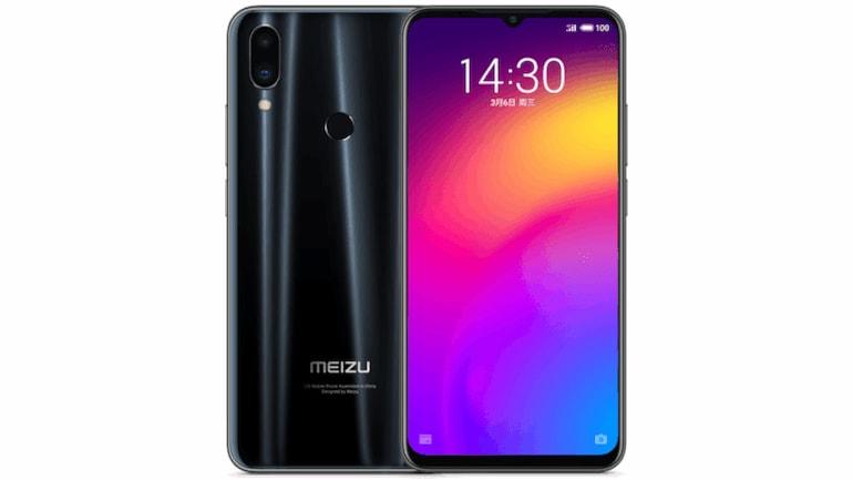 Meizu Note 9 लॉन्च, स्नैपड्रैगन 675 प्रोसेसर और 48 मेगापिक्सल कैमरे से है लैस