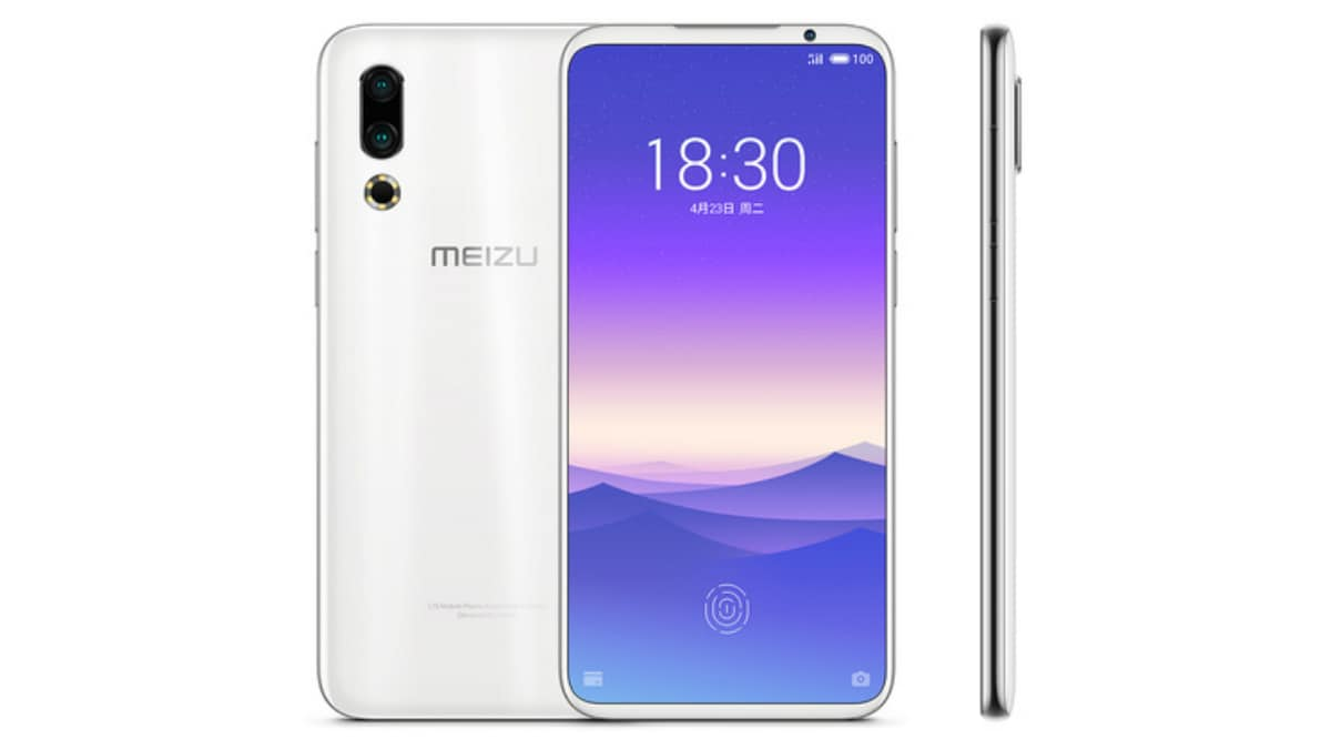 Meizu 16s With Snapdragon 855 SoC, 48-Megapixel Camera Launched: Price, Specifications