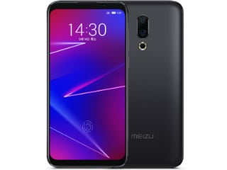 Meizu 16X With In-Display Fingerprint Scanner, X8 With Display Notch Launched: Price, Specifications, Features
