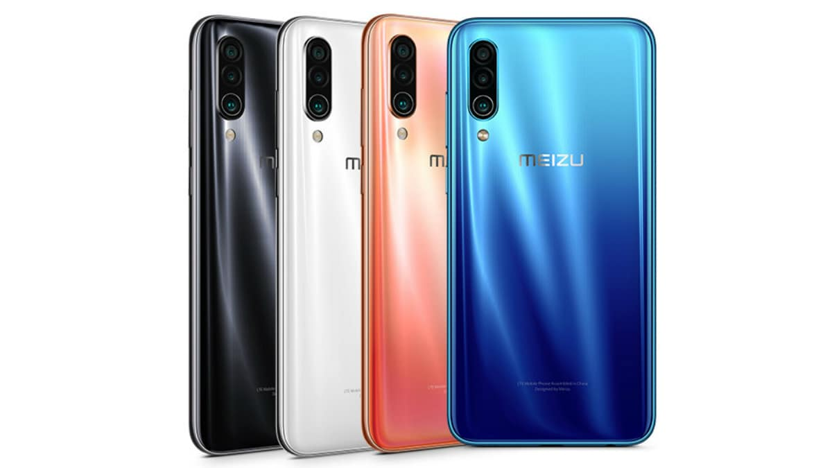 Meizu 16Xs With Triple Rear Cameras, Snapdragon 675 SoC Launched: Price, Specifications