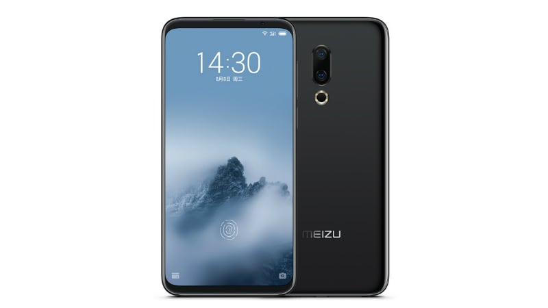Meizu 16, Meizu 16 Plus With 18:9 Displays, In-Display Fingerprint Sensors Launched: Price, Specifications