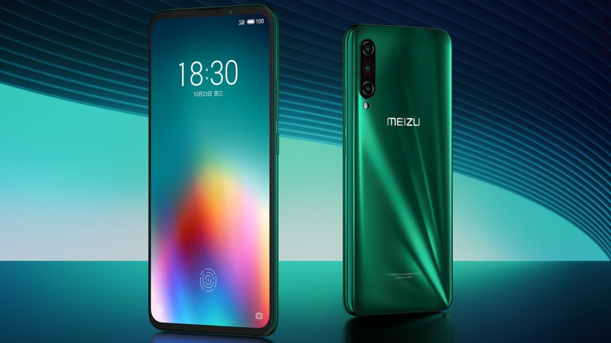 Meizu 16T With Snapdragon 855 SoC, Triple Rear Cameras Launched: Price, Specifications