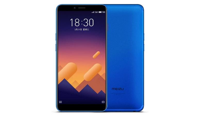 Meizu ने लॉन्च किया 6 जीबी रैम और 5.99 इंच डिस्प्ले वाला स्मार्टफोन