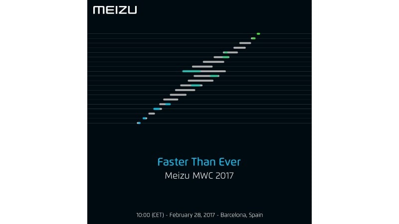 MWC 2017: Meizu Starts Sending Out Invites for Its Launch Event on Tuesday
