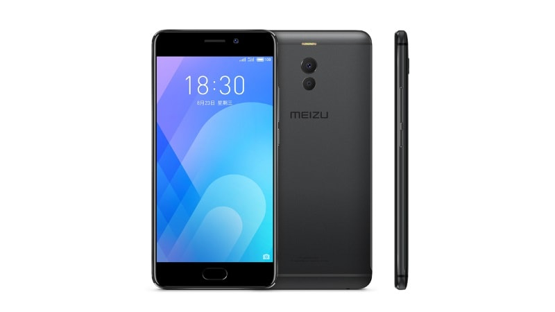 Meizu M6 Note With Dual Rear Cameras Snapdragon 625 SoC Launched Price Specifications