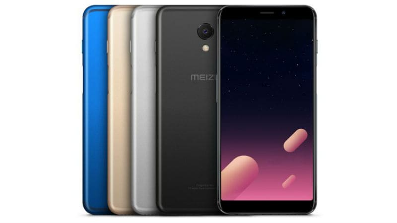 Meizu M6s With 18:9 Display, Super mBack Button Launched: Price, Specifications, Features